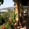 Vakantiehuis met prachtig uitzicht in Hindoe-stijl